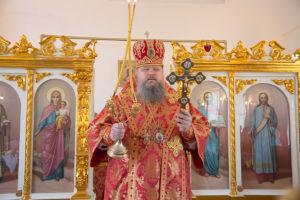 16.05.2018г. Божественная литургия х. Лозной.