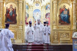 20.05.2018г. Божественная литургия г. Волгодонск.
