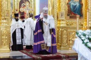 21.05.2018г. Божественная литургия г. Волгодонск.