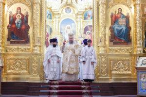 22.05.2018г. Божественная литургия г. Волгодонск.