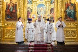 26.05.2018г. Божественная литургия г. Волгодонск.