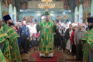 27.05.2017г. Божественная литургия г. Волгодонск