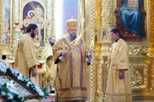 10.06.2018г. Божественная литургия г. Волгодонск.