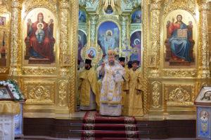 24.06.2018г. Божественная литургия г. Волгодонск.