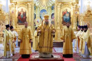 29.07.2018г. Божественная литургия г. Волгодонск.