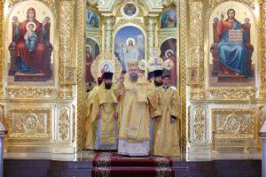 1.07.2018г. Божественная литургия г. Волгодонск.