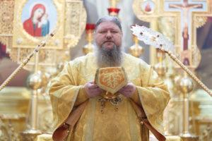 8.07.2018г. Божественная литургия г. Волгодонск.