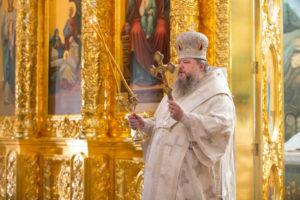 26.08.2018г. Божественная литургия г.Волгодонск