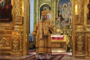 9.09.2018г. Божественная литургия г.Волгодонск
