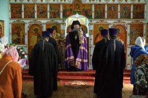27.09.2018г. Божественная литургия г.Волгодонск