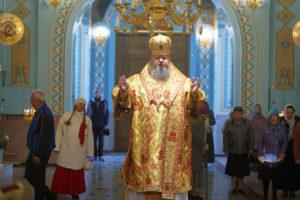 7.10.2018г. Божественная литургия г.Волгодонск