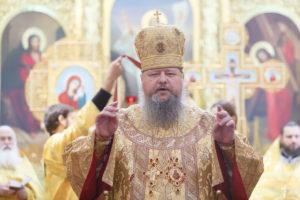 28.10.2018г. Божественная литургия г.Волгодонск