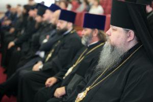 22.11.2018 года епископ Корнилий принял участие во встрече Главы Донской митрополии