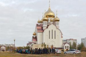 4.11.2018г. Божественная литургия г. Волгодонск.