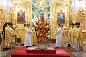 11.11.2018г. Божественная литургия г. Волгодонск.