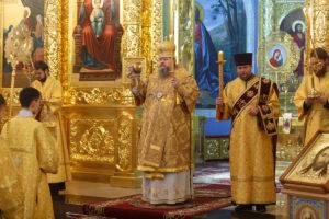 11.11.2018г. Вечерняя с акафистом г. Волгодонск.