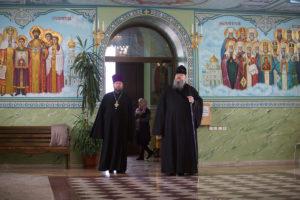 16.11.2018 г. епископ Волгодонский и Сальский Корнилий возглавил совещание в храме в честь Живоначальной Троицы г. Волгодонск.