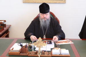 26.11.2018г. епископ Корнилий провел совещание