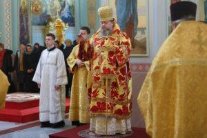 25.11.2018г. Божественная литургия г. Волгодонск.