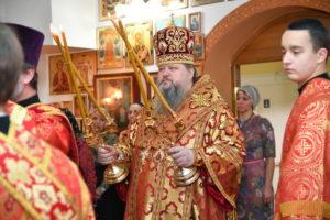 17.12.2018г. Божественная литургия г. Волгодонск.