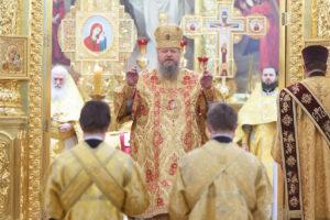 9.12.2018г. Божественная литургия г. Волгодонск.