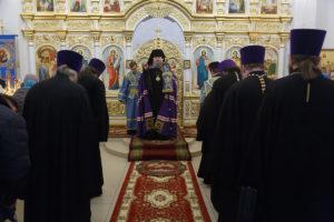 4.12.2018г. Божественная литургия г.Зерноград.