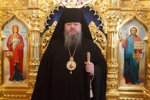 14.12.2018 года епископ Корнилий дал интервью телеканалу.