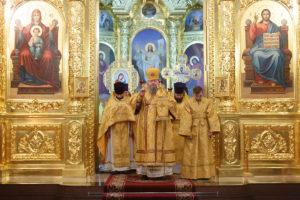 16.12.2018г. Божественная литургия г. Волгодонск.