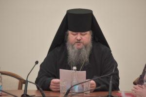30 января 2019 г. епископ Корнилий возглавил заседание Диалог-клуба