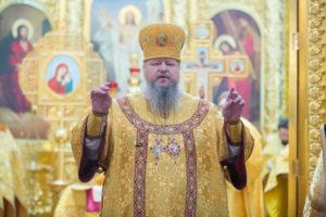 24.02.2019г. Епископ Корнилий совершил божественную литургию