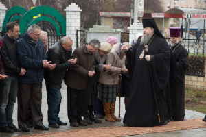 22 марта 2019 г. епископ Корнилий совершил литургию Преждеосвященных Даров в храме святого Василия Блаженного