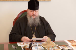 20 марта 2019 г. епископ Корнилий провел совещание по вопросу благоустройства и росписи некоторых храмов