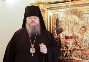 5 апреля 2019г. епископ Корнилий дал интервью местным телеканалам.