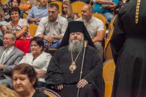 26.07.2019 г. епископ Корнилий принял участие в торжественном мероприятии по случаю 69-летия со дня основания города Волгодонска.