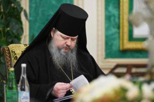 Епископ Корнилий назначен главой Архангельской Митрополии
