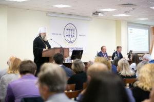 Митрополит Меркурий принял участие в собрании Совета ректоров вузов Ростовской области