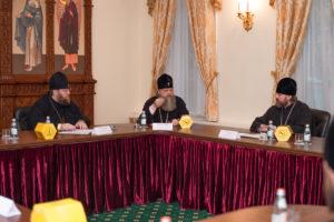 Митрополит Меркурий принял участие в заседании наблюдательного совета при Патриархе по организации деятельности предприятия «Софрино»