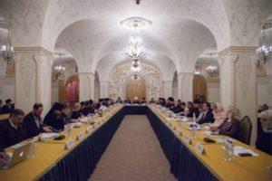 Состоялось второе заседание Оргкомитета XXVIII Международных Рождественских образовательных чтений