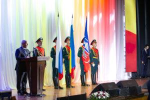 Митрополит Меркурий принял участие в торжественном собрании, посвященном 270-летию Ростова-на-Дону