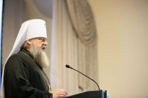 Митрополит Меркурий: «Благодаря труду добровольцев, в Ростовской области решена значительная часть социально острых проблем»