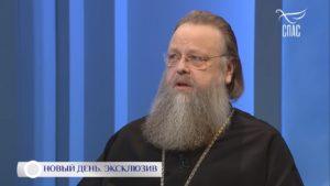 Интервью на телеканале «Спас». К 20-летию архиерейской хиротонии митрополита Меркурия