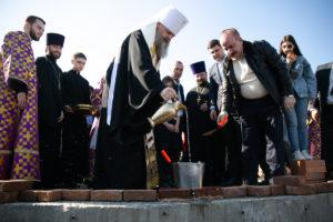 Митрополит Меркурий: «Начало строительства храма святой равноапостольной Нины в день Торжества Православия – для нас это свидетельство торжества нашей веры»
