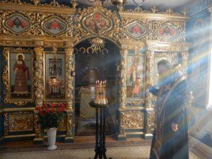 В день Радоницы митрополит Ростовский и Новочеркасский Меркурий совершил панихиду в домовой церкви иконы Божией Матери «Знамение»