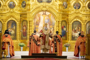 Митрополит Меркурий: «Каждая Пасха — это встреча со Христом, это наше изменение, это обретение подлинных жизненных смыслов»