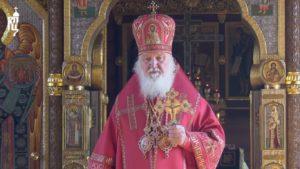 Проповедь Святейшего Патриарха Кирилла в Неделю жен-мироносиц