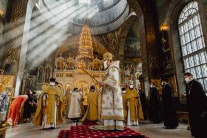 Митрополит Ростовский и Новочеркасский Меркурий возглавил торжества в день Выпускного акта в Донской духовной семинарии