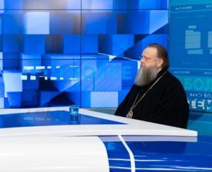 Митрополит Ростовский и Новочеркасский Меркурий принял участие в программе на телеканале «Дон 24»