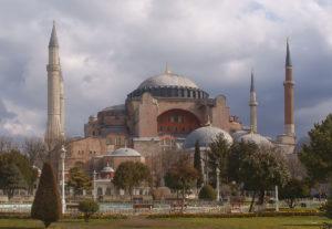 Заявление Священного Синода Русской Православной Церкви в связи с решением властей Турции о пересмотре статуса храма Святой Софии