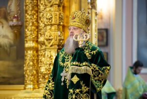 Священный Синод Русской Православной Церкви утвердил митрополита Меркурия в должности генерального директора ХПП «Софрино»