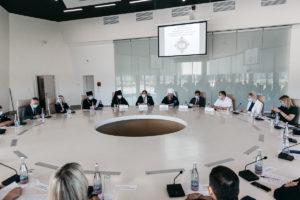 Под председательством митрополита Меркурия состоялось заседание оргкомитета XXV Димитриевских образовательных чтений